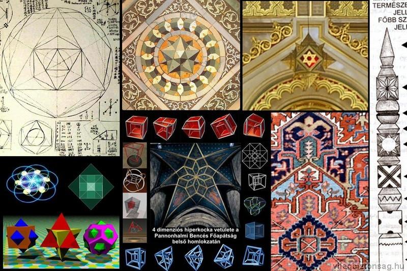 3-dimenzióban találkozik az ősi rejett tanítás!