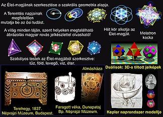 A Föld kultúráit összekötő szakrális geometria