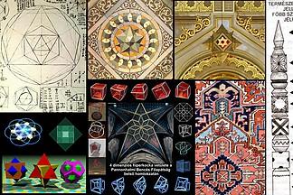 3-dimenzióban találkozik az ősi rejett tanítás! A kép részletei kattintással további összefüggéseket mutatnak!