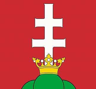 Kerecsen magyar címer