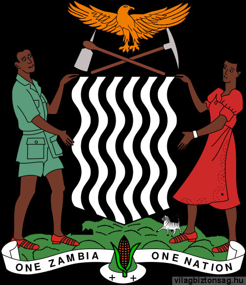zambia coat of arms coloring pages - photo #23